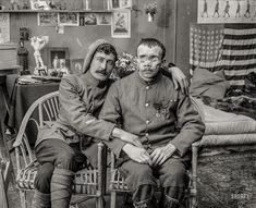 Shorpy Historic Picture Archive :: Alexandre: 1918 high-resolution photo