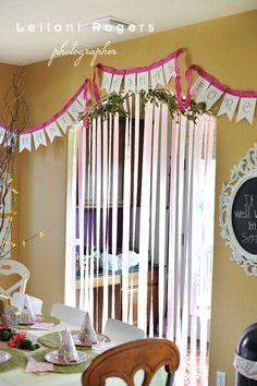 Fairies, Garden Fairies Birthday Party Ideas | Photo 1 of 27 | Catch My Party