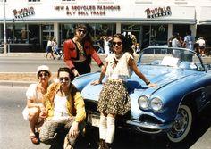 Buffalo Exchange Albuquerque circa 1990s.