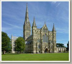 Salisbury-kathedraal