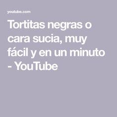 Tortitas negras o cara sucia, muy fácil y en un minuto - YouTube Pan Dulce, Youtube, Pancakes, Youtubers, Youtube Movies