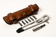 Nutter Multi Tool - Brown Full Windsor