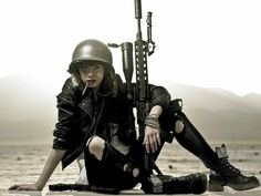 Image result for erotic bitches & firearms