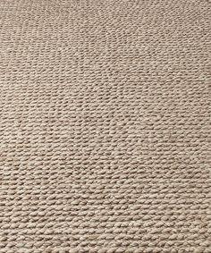 Textura Twist Wool Rug   Marled