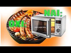 Γιατί τα μικροκύματα δεν βλάπτουν - YouTube Kitchen Appliances, Videos, Youtube, Diy Kitchen Appliances, Home Appliances, Kitchen Gadgets, Youtubers, Youtube Movies