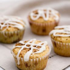 Middle Of The Cinnamon Roll Muffins Recipe