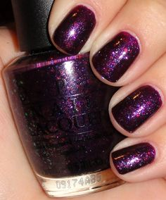 OPI - Merry Midnight (Holiday Wishes Collection—Holiday 2009)