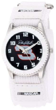 Game Time Mid-Size NAS-ROW-EAR Rookie Dale Earnhardt Rookie White Series Watch Game Time. $24.95