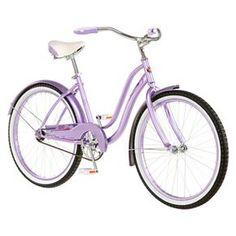 "Schwinn Ladies Legacy 24"" Cruiser Bike- Purple"