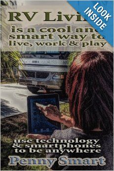 RV Living in a motor home in the USA and Canada is a really smart and cool way to live on day to day basis to escape the rat race, by learning to relax, travel, work and to stay anywhere. #Amazon #Camping