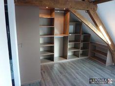 adapter un dressing ikea en sous pente dressing combles pinterest plus d 39 id es combles. Black Bedroom Furniture Sets. Home Design Ideas