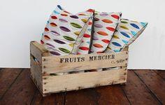 Vintage apple crate