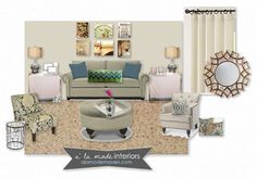 Horton Living Room Placement
