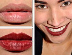 Bobbi Brown Blackberry Lip color    *Mira tb Cassis art stick (mas marron), slopes,