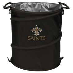 NFL New England Patriots Collapsible 3-in-1 Soft-Sided Cooler Tote