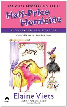 Half-Price Homicide: A Dead-End Job Mystery by Elaine Viets