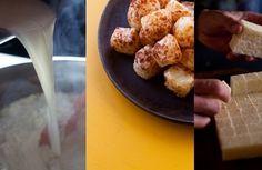 Dadinho de tapioca com queijo-de-coalho | Panelinha - Receitas que funcionam