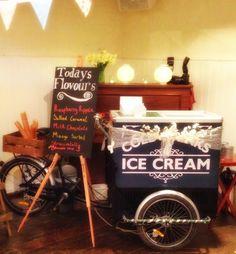 Summer 2016 - Plum Honeychurch, Ice Cream Hire in the South East School Fair, Surrey, Hampshire, Summer 2016, Plum, Chips, Ice Cream, Parties, Weddings