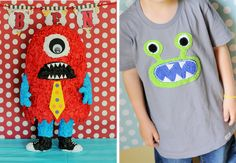 Design Dazzle: Modern Monster Party