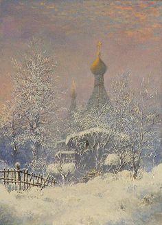 Художник Юрий Соколов