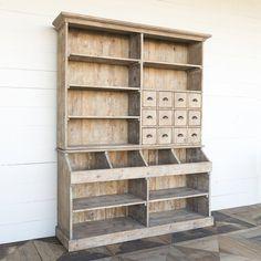 Painting Wooden Furniture, Ikea Furniture, Furniture Plans, Rustic Furniture, Furniture Decor, Furniture Design, Hutch Furniture, Antique Furniture, Bedroom Furniture