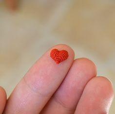 Kim Lapsley Crochets: My Tiny Heart