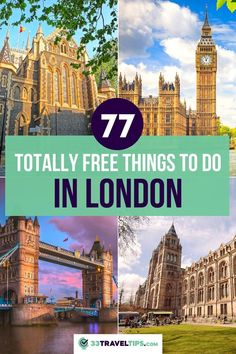 Good news for travelers: low GBP rates make traveling in the UK very affordable. Plus we have a huge list of free things to do in London for you! Check them now London England Travel, London Travel, Things To Do In London, Free Things To Do, European Vacation, European Travel, Cool Places To Visit, Places To Travel, Europe Travel Guide