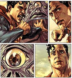 BEST COMICS: 2000-2010!___ ⬤ WEDNESDAY Comics: SUPERMAN, by Lee Bermejo.___ ➜ Click the pic to discover many more!