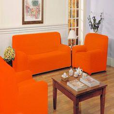 fundas trio sofs naranja tnez combinado perfecto para colocar en los sofs