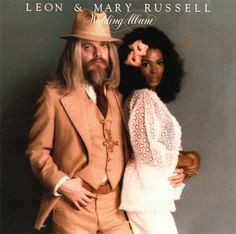 Leon & Mary Russell Wedding Album CD 2007 Wounded Bird