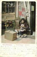 San Francisco, California; Chinese Cobbler, Chinatown