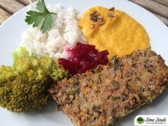 Bylinková sekaná Meatloaf, Mashed Potatoes, Ethnic Recipes, Food, Whipped Potatoes, Meat Loaf, Smash Potatoes, Meals