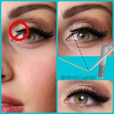 Shiseido Eyelash Curler Sort Rubber 214 3 Pics Eye Makeup Tips For Older Women while Eye Makeu False Eyelashes Tips, Applying False Lashes, Fake Lashes, Mink Eyelashes, Natural Fake Eyelashes, Eyelashes Grow, Lower Lashes, Eye Makeup, Makeup Products
