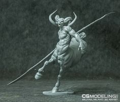 Centaur Kit by Ownage by michael milano | Creatures | 3D | CGSociety
