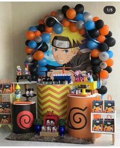 Naruto Sharingan, Naruto Uzumaki Shippuden, Naruto Kakashi, Anime Naruto, Birthday Flags, Diy Birthday, Naruto Party Ideas, One Piece Birthdays, Naruto Birthday