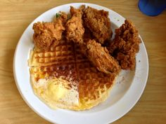 9 great chicken and waffle joints in Los Angeles  (via Squid Ink / LA WEEKLY)