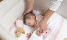 Sigue estos 6 pasos para conseguir que tu bebé duerma toda la noche...
