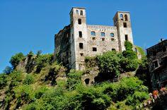 Dolceacqua (IM), Val Nervia, Castello Doria