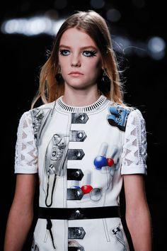 Paris Fashion Week In GIFs  (via @TheDebrief) by Greta Larkins of FASHGIF
