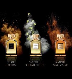 Perfume reviews of Les Absolus by Annick Goutal: 3 Intoxicating Fragrances: Three aphrodisiac scents that lovers can share