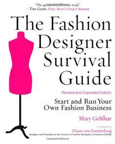 Start and run your own fashion business. #StartUpFASHION #StartUpStyles