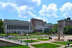 Columbia University - NYC Beautiful summer day in October World University, Best University, University Of Toronto, Nyc, Columbia, Top Universities, Travel Wallpaper, Discount Travel, Free Travel