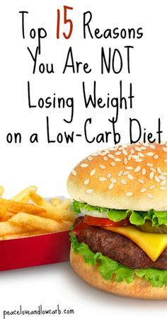 Top 15 Reasons You Are Not Losing Weight on a Low-Carb Diet - Or How to break through a plateau.