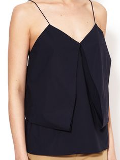 String Strap Multi Layer Folded Top by 3.1 Phillip Lim at Gilt