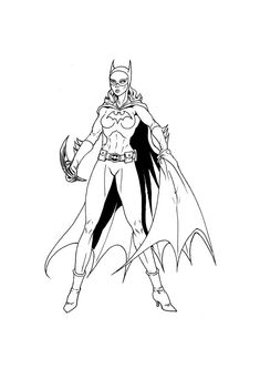 image detail for coloring pages like this be sure to check out our batman coloring - Batman Batgirl Coloring Pages