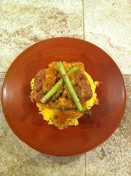 Healthy Seitan or Chicken with Sea Buckthorn Recipe