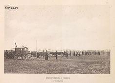 "Regimentul 2 Geniu, Telegrafia, 1902, Romania. Ilustrație din colecțiile Bibliotecii Județene ""V.A. Urechia"" Galați. http://stone.bvau.ro:8282/greenstone/cgi-bin/library.cgi?e=d-01000-00---off-0fotograf--00-1----0-10-0---0---0direct-10---4-------0-1l--11-en-50---20-about---00-3-1-00-0-0-11-1-0utfZz-8-00&a=d&c=fotograf&cl=CL1.34&d=J177_697980"