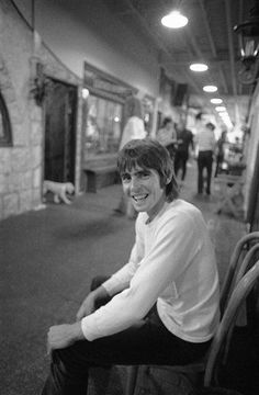 """Davy Jones of """"The Monkees"""" photographed on August 5, 1970. Jones died on February 29, 2012 of an apparent heart attack. He was 66 years old"""