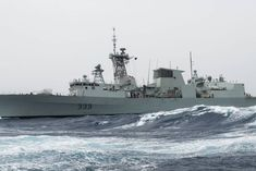 HMCS Toronto shadowed Russian fleet for nearly a week | Local | News | The Chronicle Herald