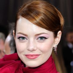 Arguably the world's favourite redhead right now, Emma Stone has joined forces with Christina Hendricks and co. in making the hair hue hot again this season.